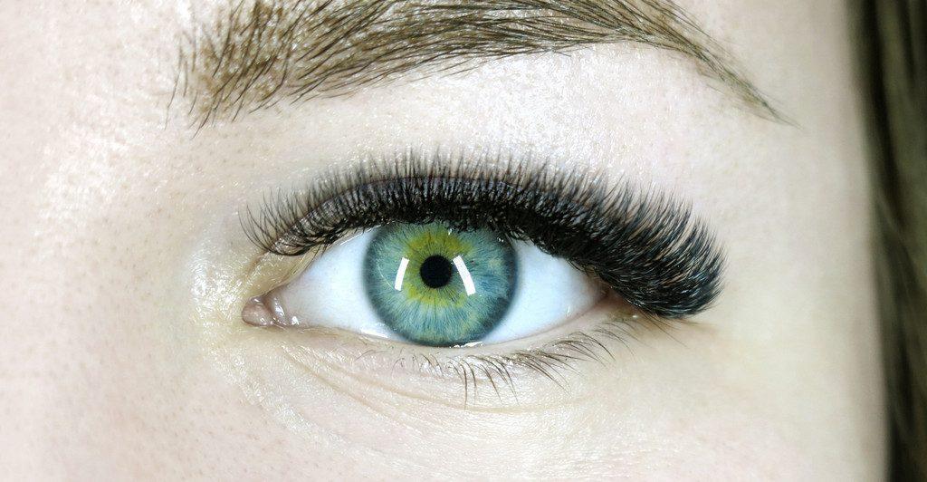 Capri Beauty lash extensions