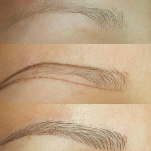 Capri Beauty microblading
